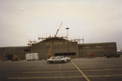 Bassetts Market under construction