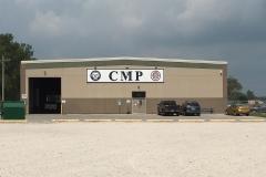 Civilian Markmanship Program Support Facility Renovation at Camp Perry Renovation
