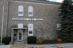 Danbury Township Hall Interior and Exterior Renovations