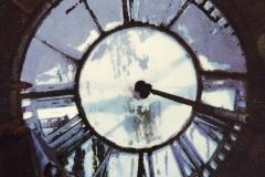 Ottawa Co. Courthouse Clock Face and Stone Restoration