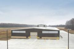 Ottawa County Transportation Vehicle Storage Building