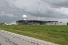 Northern Manufacturing With Addition Under Construction