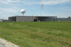 Northern Mfg. During Construction of North Addition at Lake Winds Industrial Park