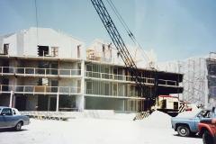 Captains Cove Condominium During Construction