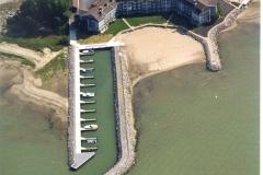 Captains Cove Condominium & Marina on Lake Erie