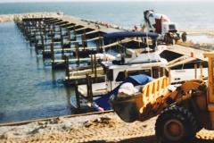 Marina Construction Captains Cove Lake Erie