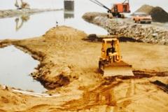 Marina Construction Lake Erie-Jetty Construction