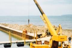 Setting Docks Captains Cove