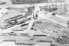 Site Work for Shores Condominum