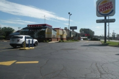 Burger King in Port Clinton