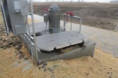 Pumping Station at Blausey Restoration Project for Ottawa National Wildlife Refuge