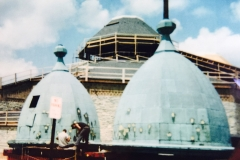 St Wenndelin Parish Relocating Existing Cooper Domes
