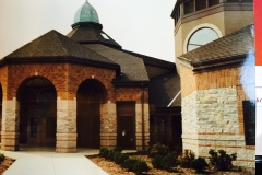 St. Wendelin Parish Entrance Lobby