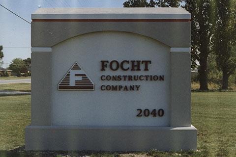 Focht-construction